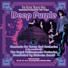 Deep Purple: Concerto for Group and Orchestra Vinyl 3 LP BOXSET