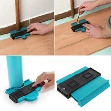 """5"""" Contour Profile Gauge Tiling Laminate Ruler Craft Edge Shaping Measuring Tool"""