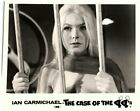 The Case of the 44's 1965 original 8x10 lobby card Lotte Tarp sexy cleavage