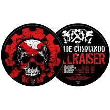 SUICIDE COMMANDO - HELLRAISER (LIMITED PICTURE DISC)   VINYL LP SINGLE NEU