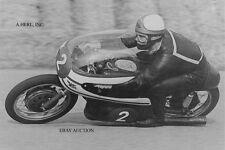 Moto Morini 250 GP & Giacomo Agostini - 1964 German GP Solitude motorcycle photo