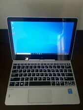 HP EliteBook i5 2.3GHz Revolve 810 8GB 256GB M2 Tablet PC WEBCAM AND TOUCHSCREEN
