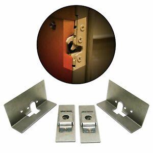 Small Bear Claw Door Latch Install Kit AutoLoc AUTBCINSTS street truck hot rod