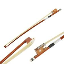 More details for new pro 1/2 size violin bow arbor wood horse hair sound bright