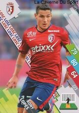 LOSC-UP1 RONY LOPES # PORTUGAL LILLE LOSC CARD ADRENALYN FOOT 2015 PANINI