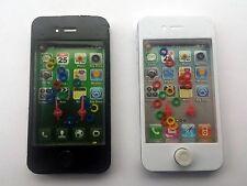 2 x Smartphone Wasserspiel Spielzeug Geduldspiel für Kinder Schwarz & Weiß