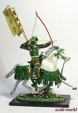 Tin soldier, miniature. Horse Samurai Archer 132 54 mm