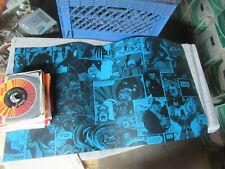 original MARVEL SUPER HEROES control panel overlay  sticker capcom ARCADE  ART