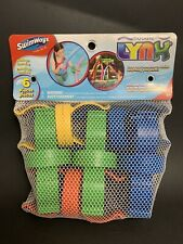 SwimWays Pool Noodle Lynx Links Connectors Pool Toys 6-pack