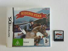 Nintendo DS Riding Star