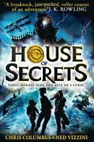 House of Secrets by Vizzini, Ned, Columbus, Chris, Good Used Book (Paperback) FR