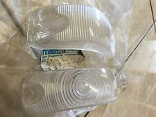 Mazda 1000 1200 Pick Up UTE Corner Lights Lenses (NOS)