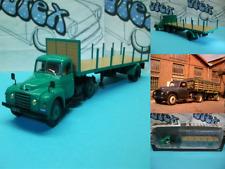 Truck camión camion camião Citroën U55  França  1953-1965  Ixo/Altaya 1:43