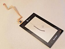 New Sharp OEM Touch Screen Digitizer Front Glass Replacement Part for FX STX-2