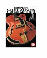 Complete Chet Atkins Guitar Method : Includes Online Audio, Paperback by Atki...
