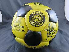 BVB borusia dortmund firmado de fútbol 90er años mano cosidos/funcionen Top