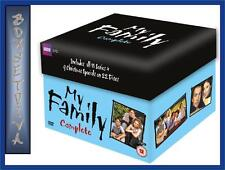 MY FAMILY- SERIES 1 2 3 4 5 6 7 8 9 10 11 + XMAS SPECIALS*BRAND NEW DVD BOXSET *