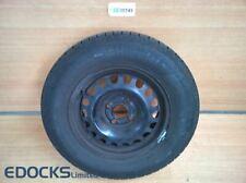 "1x 14 "" Inch Steel Rim ET39 4x100 Tyre 185/70 R14 88T Adam Corsa D Vauxhall"