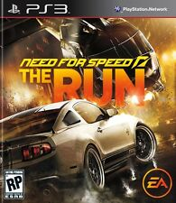 Need For Speed: The Run  - Sony Playstation 3 Game Only