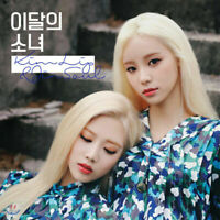 MONTHLY GIRL LOONA [KIM LIP & JINSOUL] Single Album CD+Fotobuch+Karte SEALED