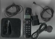 PHILIPS CD181 - TELEFONO CORDLESS USATO FUNZIONANTE CON DIFETTO SUL DISPLAY