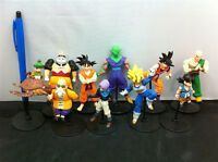 10pcs Dragon Ball Z Super Son Goku Action Figure toys collection 1 Generation