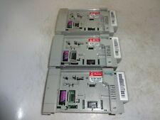 Lot Of 3 Allen Bradley 1764 Lsp B Micrologix 1500 Processor Tested