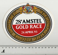 Decal/Sticker - Bier/Beer/Cervesa/Bière Amstel Gold Race 1993