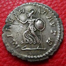 Antoninien Postume MINER FAVTR, roman coin, monnaie romaine Postumus