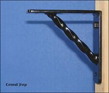 "Wrought Iron Bracket - Corbels Granite - Marble - Shelf - Mantel - 6""x6""x2""x1/4"""