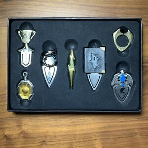 Harry Potter Noble Collection The Horcrux Bookmark Collection Warner Bros 7 pcs