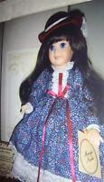 "Maryse Nicole Originals Doll ""Alexis"" 37 of 500 Nov. 3,1989 COA"