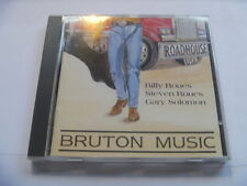 ROADHOUSE USA BRUTON BILLY ROUES RARE LIBRARY SOUNDS MUSIC CD