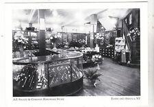 """*Postcard-""""A.F. Shultz & Company Hardware Store""""  *Evans & Angola, NY (#102)"""