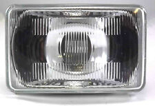 2 Pieces x Semi Sealed Beam 4'' x 6.5'' (100mm x 165mm) in H4 or H1
