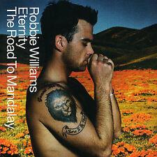Eternity [Single] by Robbie Williams (CD, Jul-2001, Emi)
