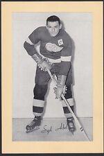 1945-64 Beehive Group II 2 Sid Syd Abel HOF Detroit Red Wings High Grade