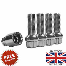 ALLOY WHEEL LOCK BOLTS FOR PORSCHE 996 997 LOCKING SECURITY LUG NUT M14x1.5