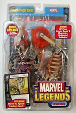 Marvel Legends Vengeance, Legendary Riders 2005 New In Package!