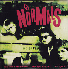 "The Normals-Demented Breakdown 7"" EP RE 1978 N.O., LA KBD Punk"
