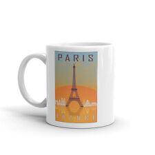 PARIS FRANCE di alta qualità 10oz Tazza Da Caffè Tè #7967