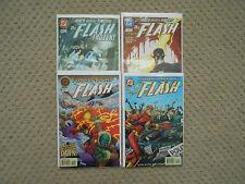Flash 116-117, 119-120 (4 book lot) DC Comics 1996, Justice League, Wally West,