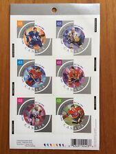 Canada Stamp Booklet - 2003 SCARCE 48-cent NHL ALL STARS BK 265 CV $90.00