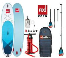 Red Paddle Co 10.6' RIDE MSL Set Stand Up Paddle Sup Board mit Carbon 50 Paddel