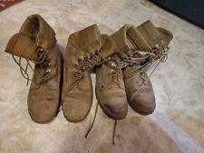 Bates USMC Marine Corps Combat Boots- 2 pairs Sz 11.5R