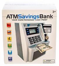 Simulation Atm Saving Banks Atm Piggy Bank Atm Money Safe Boxes