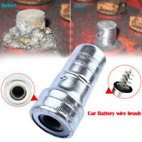 Car Cleaning Battery Post Terminal Cable Cleaner Dirt Corrosion Brush Hand Tools