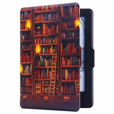 Painting Case for Amazon Kindle Paperwhite Cover with Smart Auto Sleep/Wake