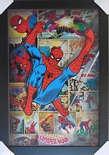 THE AMAZING SPIDER-MAN MARVEL COMICS POSTER