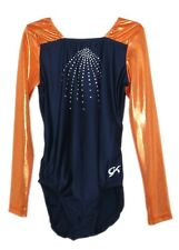 Gk Elite Jeweled Sunshine Mystique Gymnastics Leotard - Am Adult Medium 4120